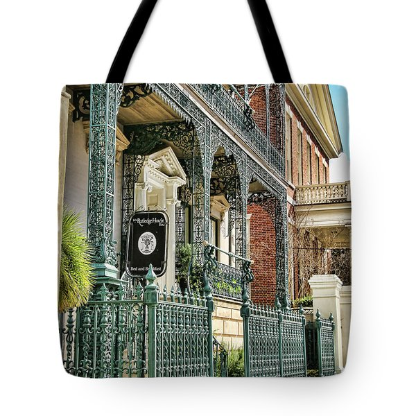 The Rutledge House Tote Bag