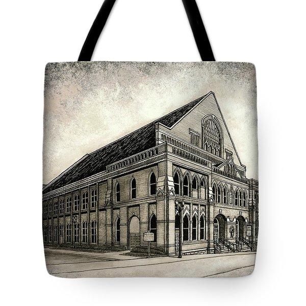 The Ryman Tote Bag