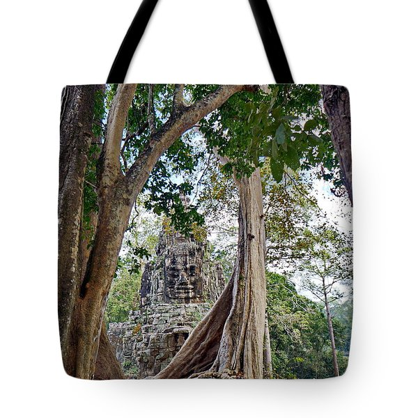 The S Gate Tote Bag