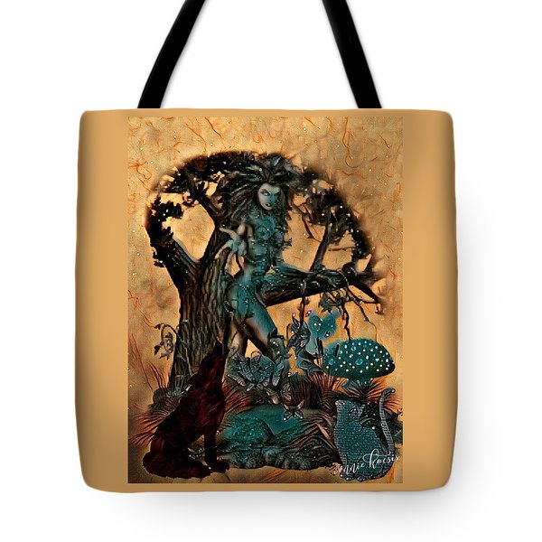 The Sacred Waters Tote Bag
