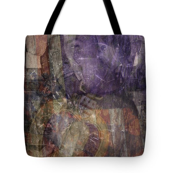 Sacrifice  Tote Bag by Mary Ward