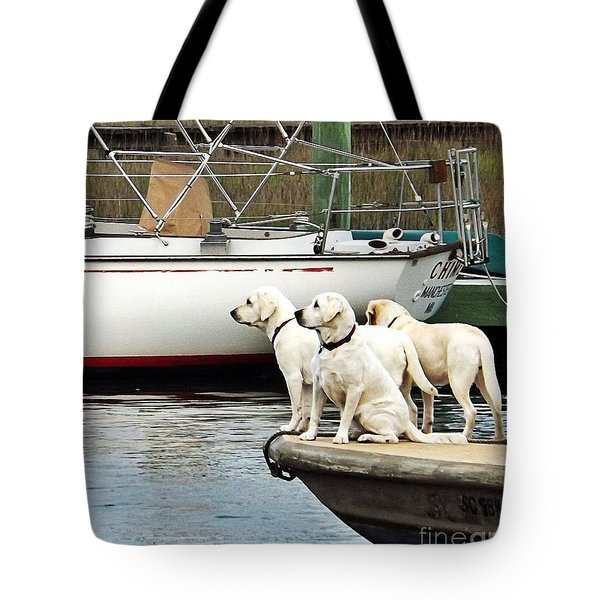The Sailing Club Tote Bag