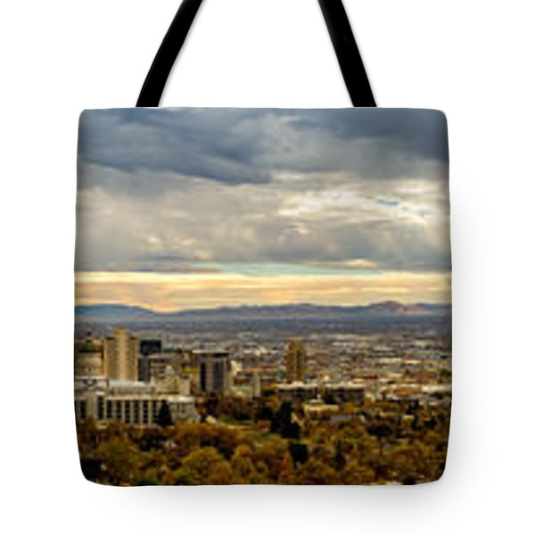 The Salt Lake Valley 2016 Tote Bag