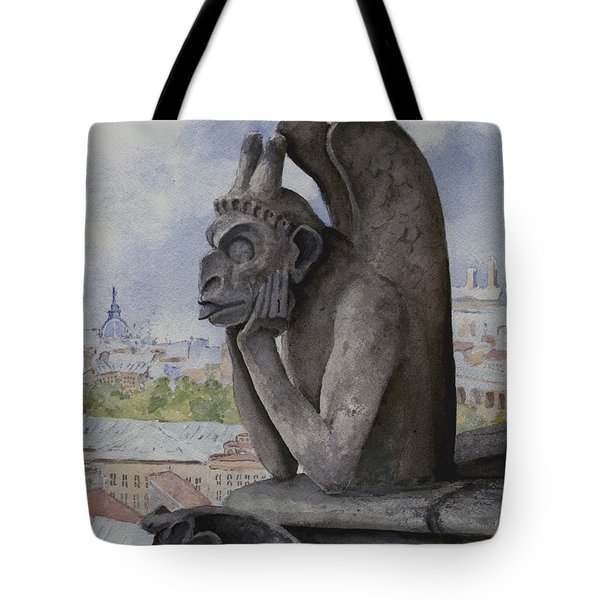The Same Old Thing Tote Bag