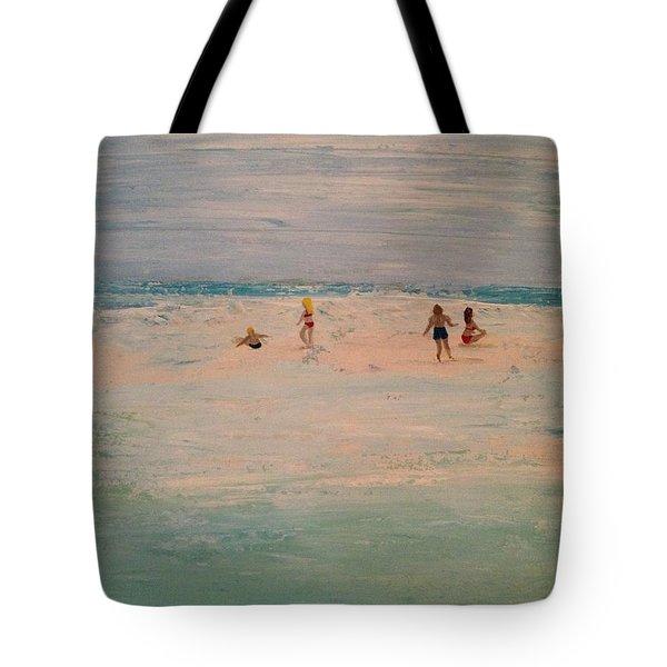 The Sandbar Tote Bag