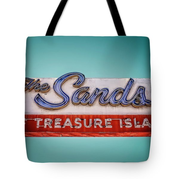 The Sands Tote Bag by Jerry Golab