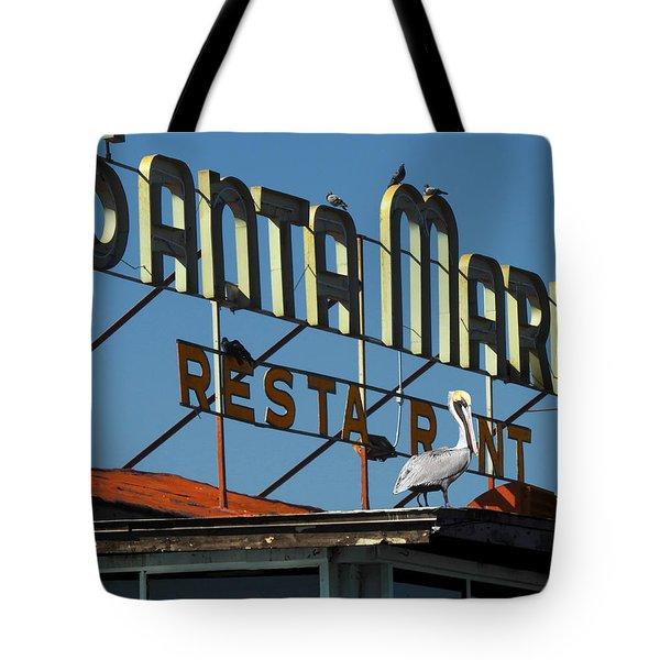 The Santa Maria Tote Bag