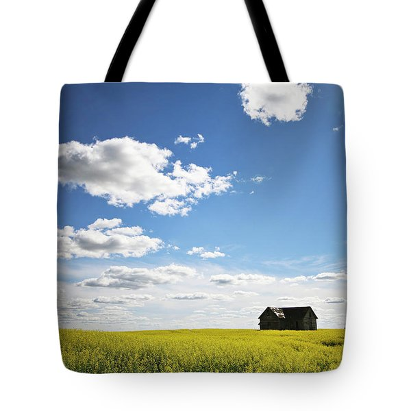 The Saskatchewan Prairies II Tote Bag