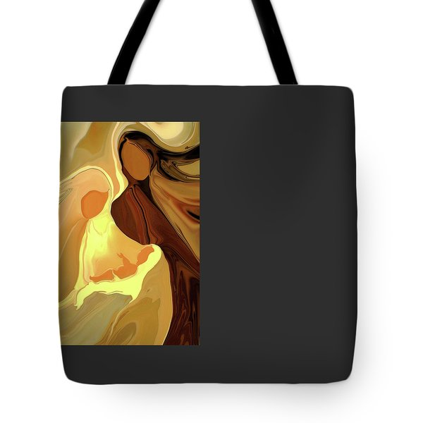 The Saviour Is Born Tote Bag