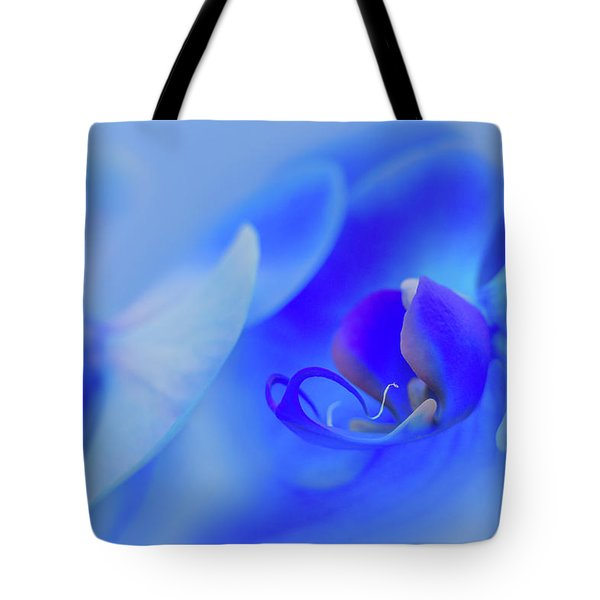 The Scent Of Blue Mystique Tote Bag