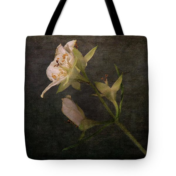 Tote Bag featuring the photograph The Scent Of Jasmines by Randi Grace Nilsberg
