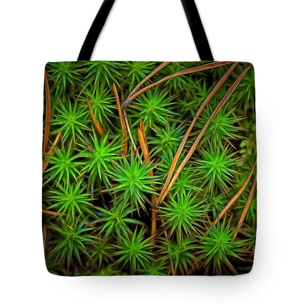 The Scent Of Pine Forest IIi Tote Bag