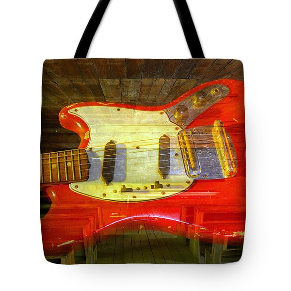 Tote Bag featuring the photograph The School Of Rock by David Lee Thompson