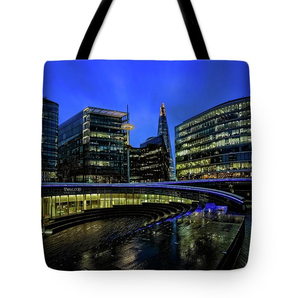 The Scoop Tote Bag
