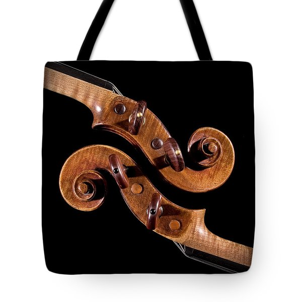 The Scroll And It's Clone Tote Bag