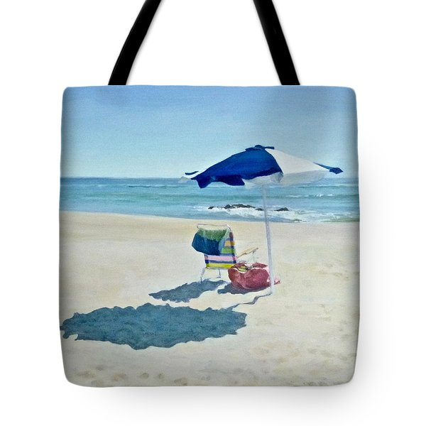 The Sea Air Tote Bag