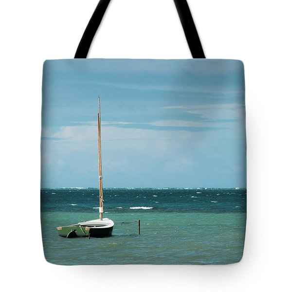 Tote Bag featuring the photograph The Sea Calls My Name by Break The Silhouette