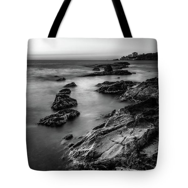 The Sea Serpent Tote Bag