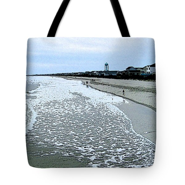 Tote Bag featuring the photograph The Seacoast by Skyler Tipton