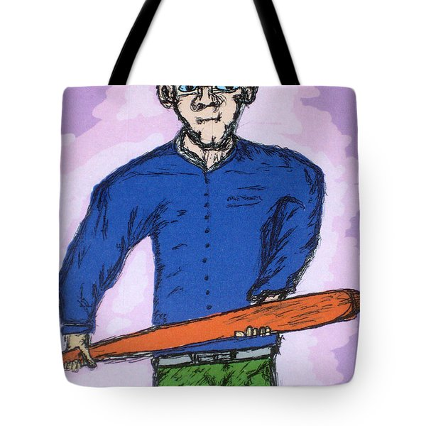 The Seal Clubber Tote Bag by Robert Margetts