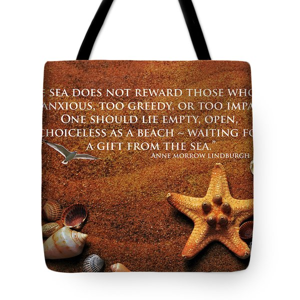 The Sea's Reward 2016 Tote Bag