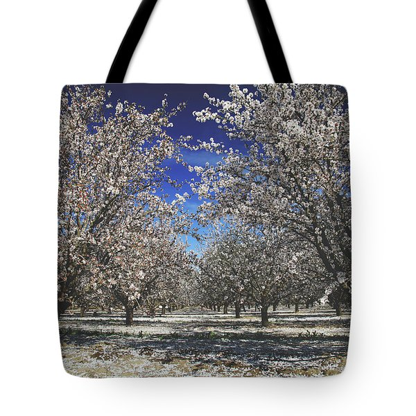 The Season Of Us Tote Bag by Laurie Search