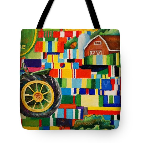 The Second Dream Tote Bag
