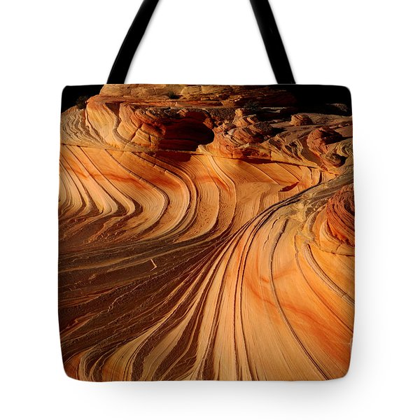 The Second Wave Tote Bag by Keith Kapple