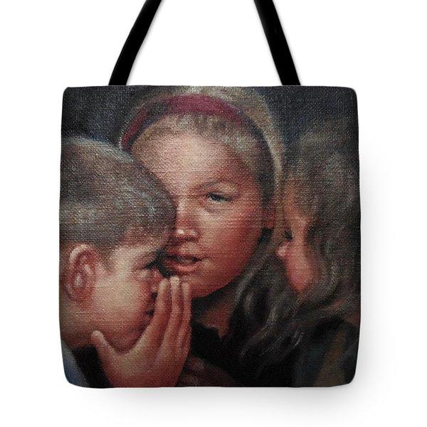 The Secret Tote Bag