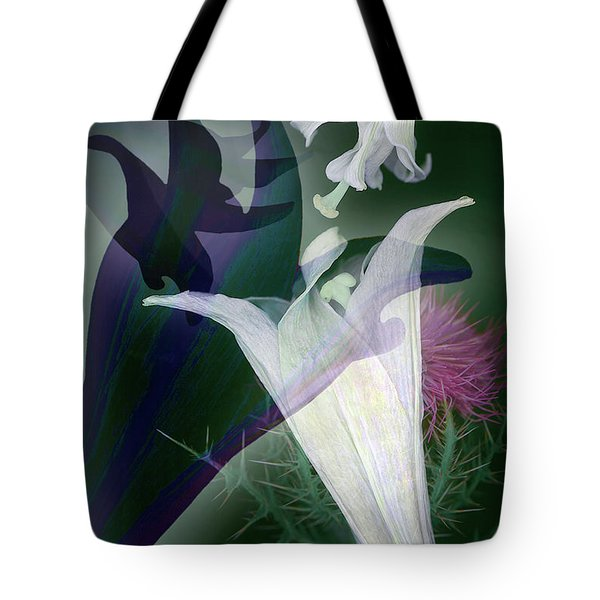 The Secret Life Of Plants Tote Bag