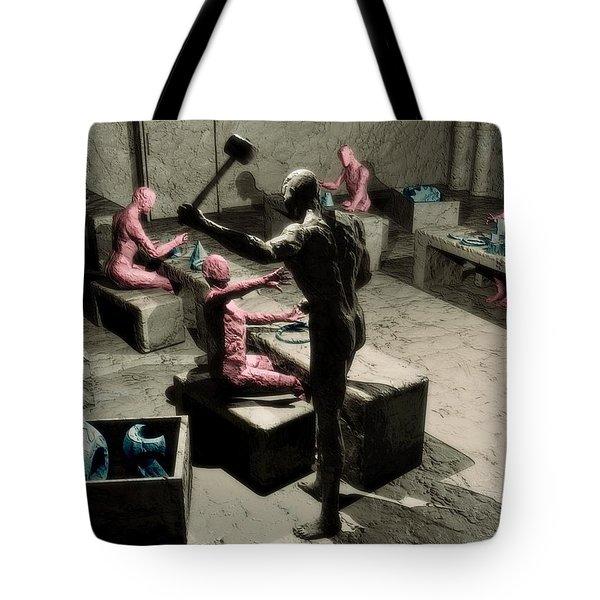 The Secret Price Of Savings Tote Bag