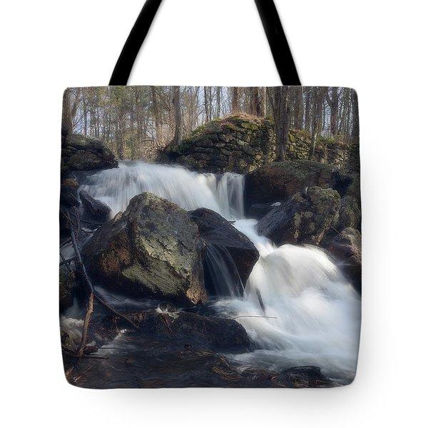 The Secret Waterfall 1 Tote Bag