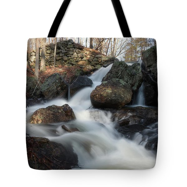 The Secret Waterfall 2 Tote Bag
