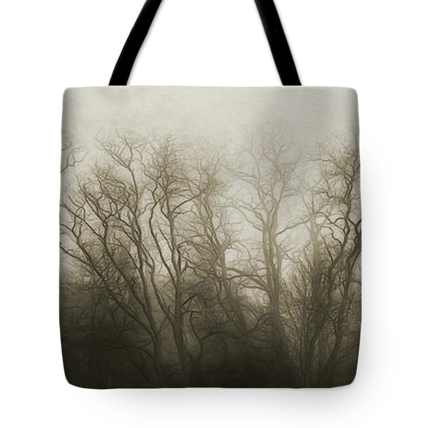 The Secrets Of The Trees Tote Bag