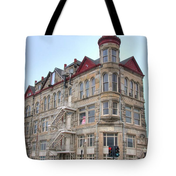 The Sedalia Trust Building Tote Bag