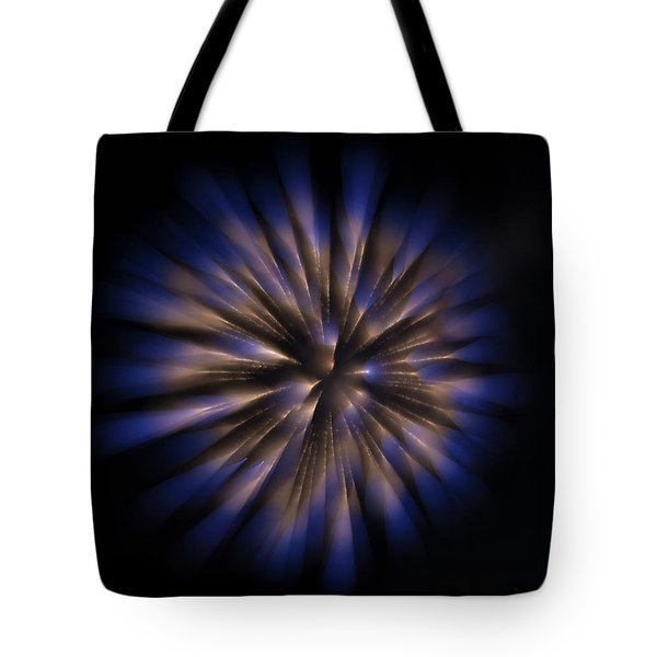 The Seed Of A New Idea Tote Bag by Alex Lapidus