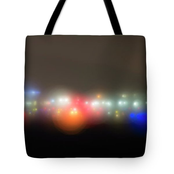 The Seeds Of Starbase 4 Tote Bag