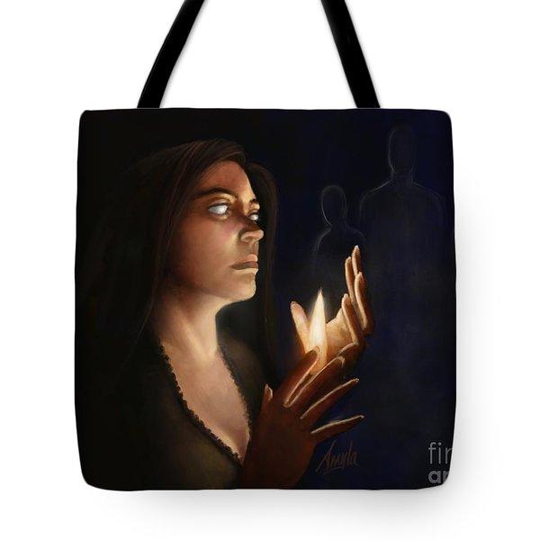 The Seer Tote Bag