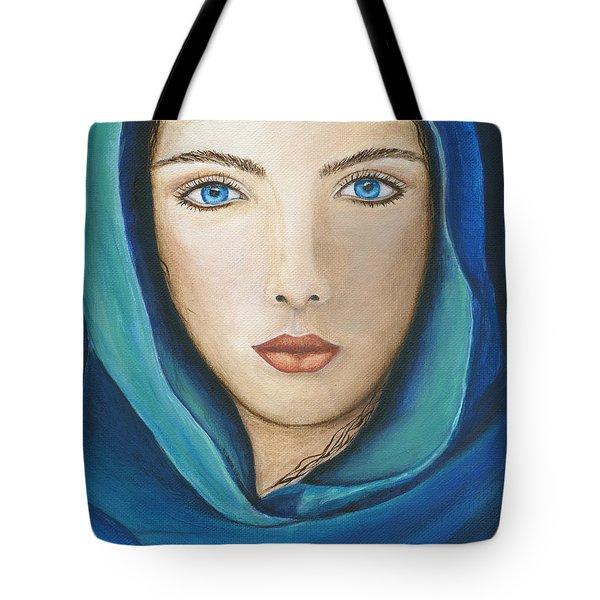 The Seer Tote Bag by JoDee Luna