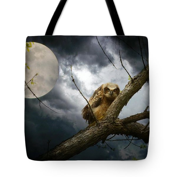The Seer Of Souls Tote Bag