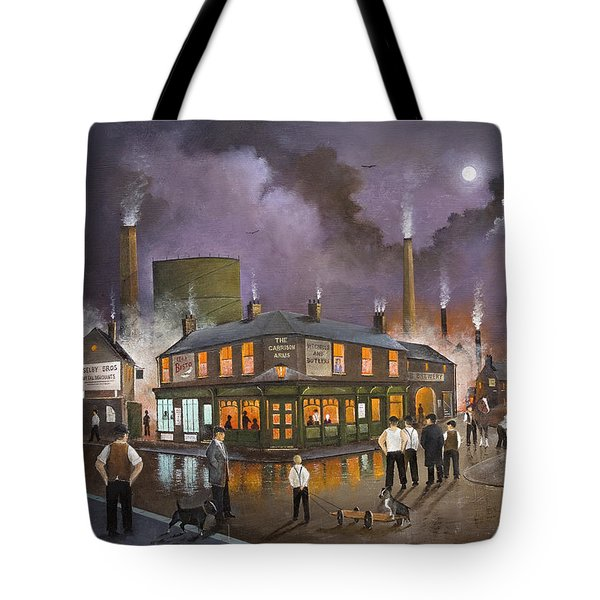The Selby Boys Tote Bag