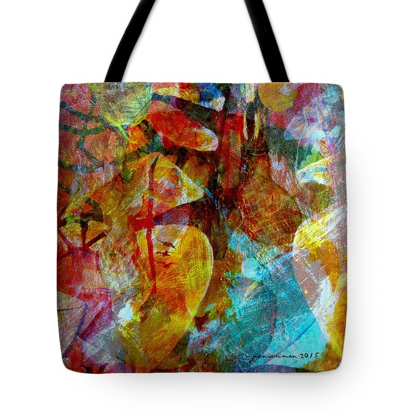 The Seller Tote Bag