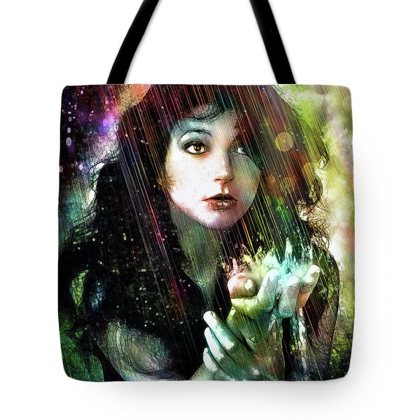 The Sensual World Tote Bag