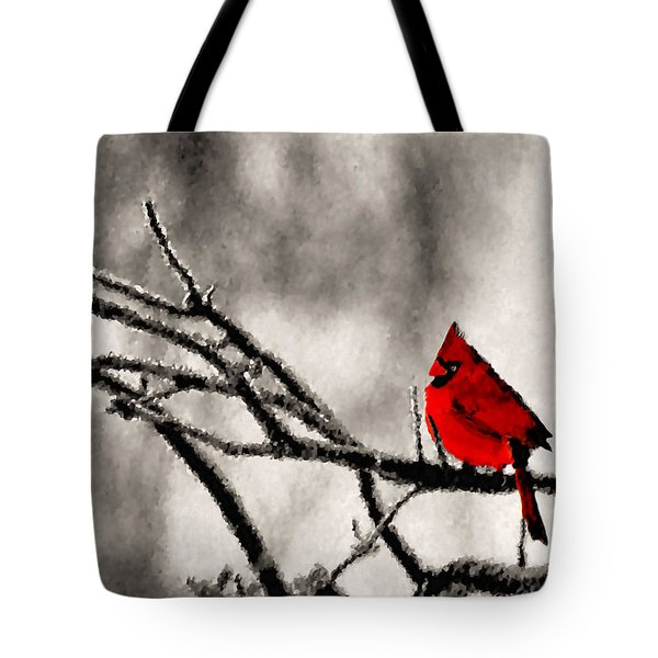 The Sentinel Tote Bag by Kristin Elmquist