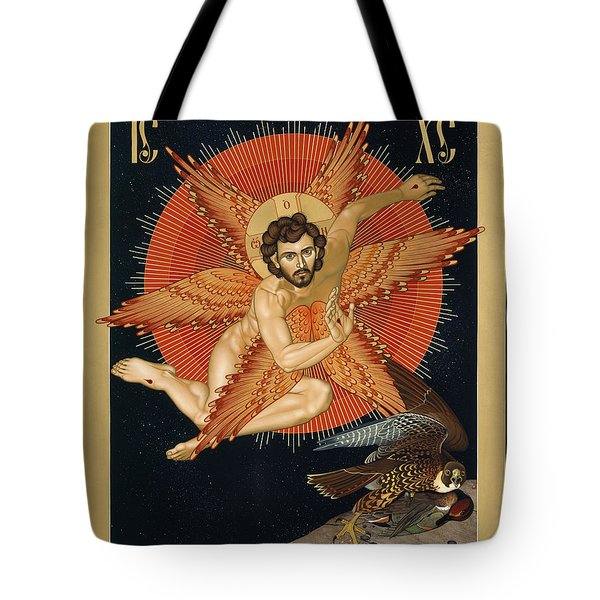 The Seraphic Christ - Rlsec Tote Bag