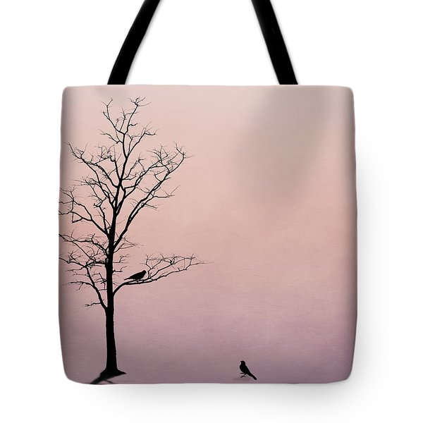 Tote Bag featuring the photograph The Serenade by Tom Mc Nemar