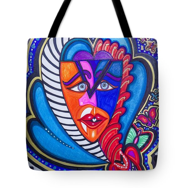 The Serpent Within Tote Bag