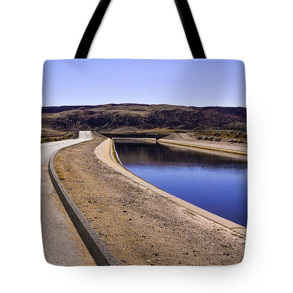 The Service Road Tote Bag