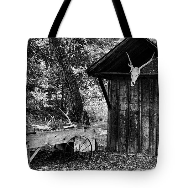 The Shack Tote Bag by Wade Courtney