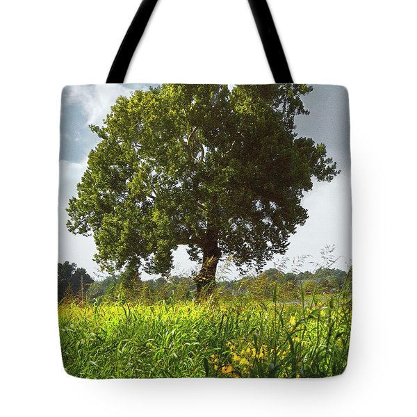 The Shade Tree Tote Bag